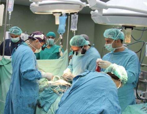 Операция по трансплантации почки и её пересадке в Израиле