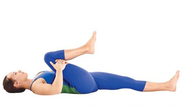 Профилактические упражнения при защемлении седалищного нерва
