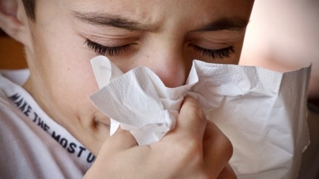 Потеря обоняния при простуде